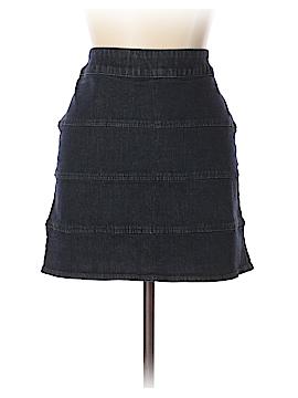 New York & Company Denim Skirt Size 10
