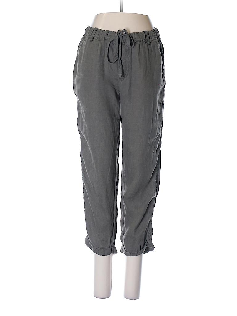 Caslon Women Linen Pants Size XS