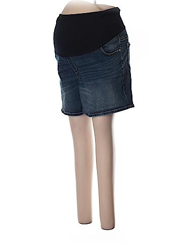 Liz Lange Maternity Denim Shorts Size L (Maternity)