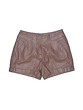 LC Lauren Conrad Faux Leather Shorts Size 8
