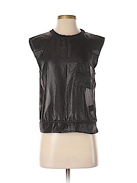 W118 by Walter Baker Short Sleeve Blouse Size XS