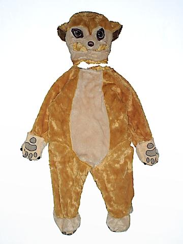 Animal Planet Costume Size 18-24 mo