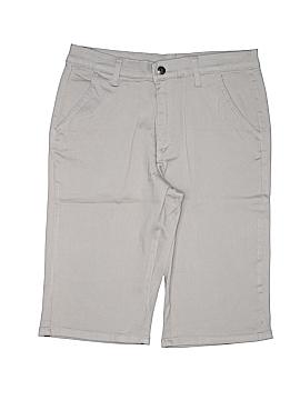 DG^2 by Diane Gilman Khaki Shorts Size 8