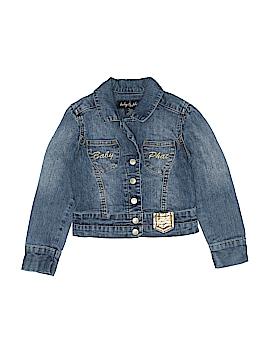 Baby Phat Denim Jacket Size 5