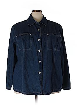 Venezia Denim Jacket Size 26 (Plus)