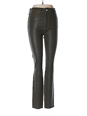 Rag & Bone/JEAN Leather Pants 28 Waist