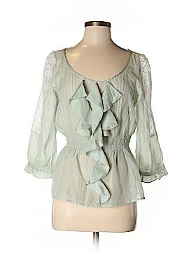 Floreat 3/4 Sleeve Blouse Size S