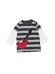 Carter's Boys Long Sleeve T-Shirt Size 6 mo