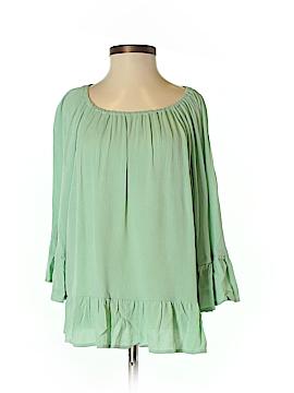 WAYF Long Sleeve Blouse Size XS