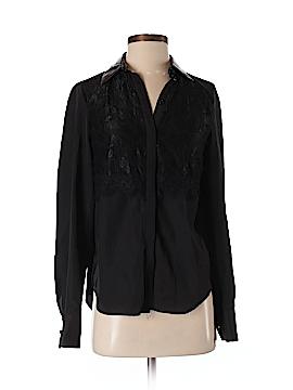 Prabal Gurung for Target Long Sleeve Blouse Size XS