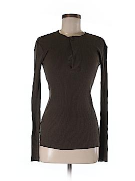 Helmut Lang Long Sleeve Top Size M