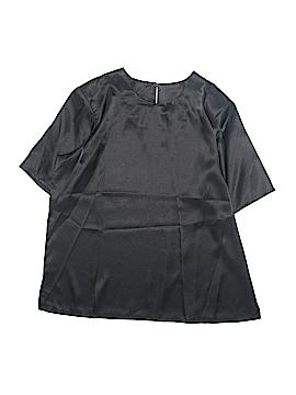 Anthony Richards Short Sleeve Blouse Size 18 (Plus)