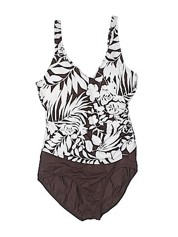 Jantzen One Piece Swimsuit Size 14