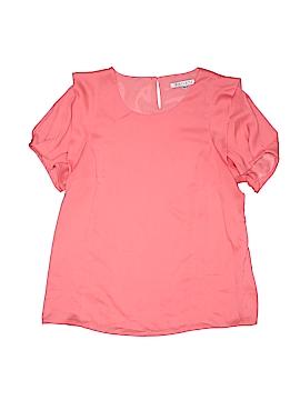 Joy Joy 3/4 Sleeve Blouse Size M