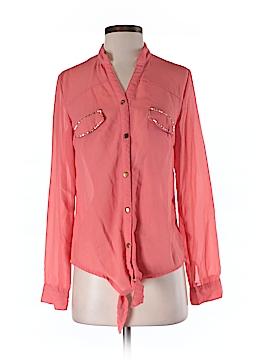 Interi 3/4 Sleeve Blouse Size S