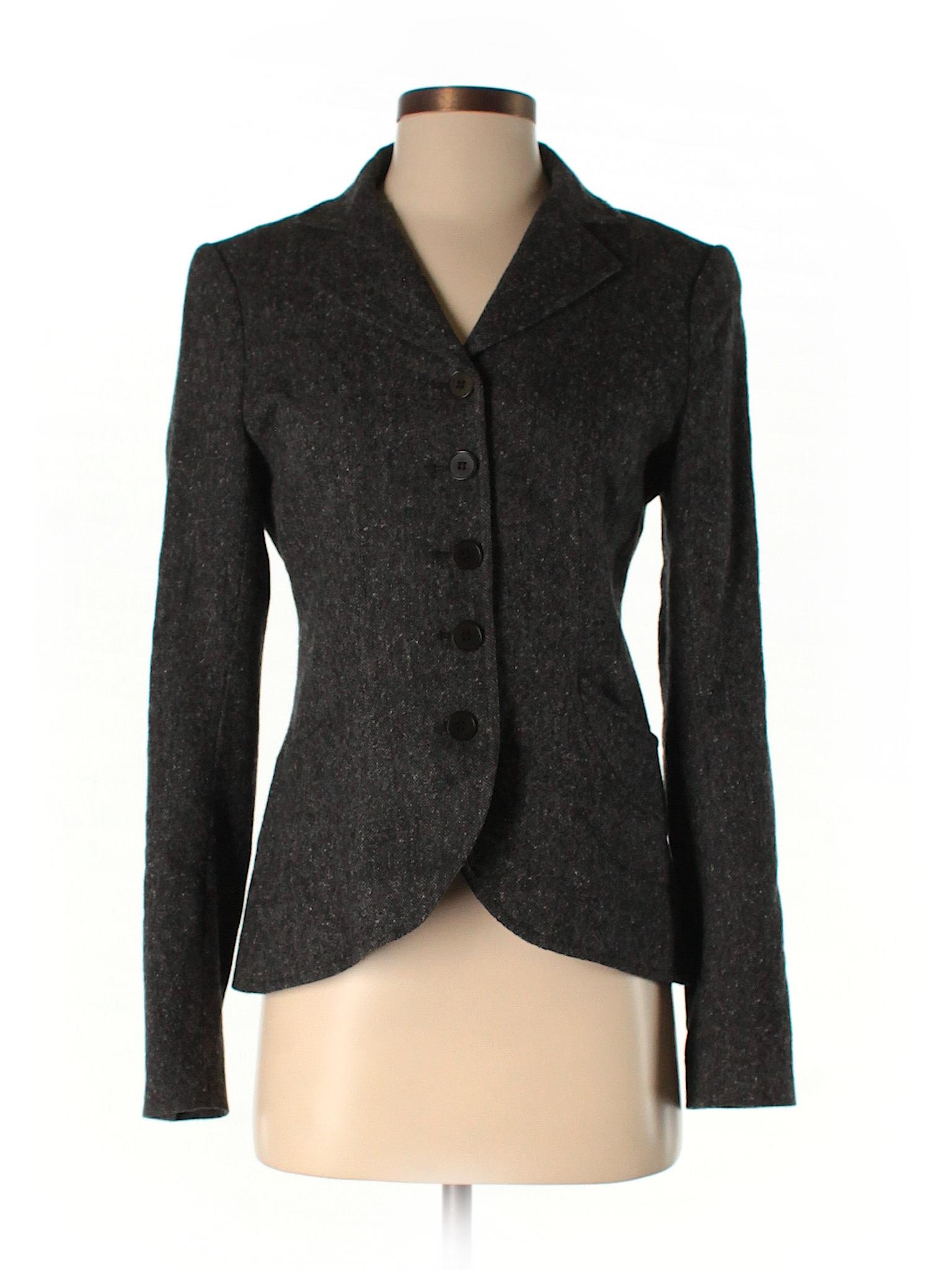 Blazer Boutique Wool Boutique Theory leisure leisure 56wqXT0Wq