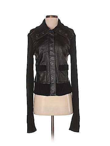 BCBGMAXAZRIA Faux Fur Jacket Size M