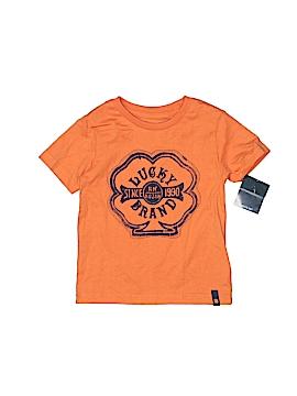 Lucky Brand Short Sleeve T-Shirt Size 2T