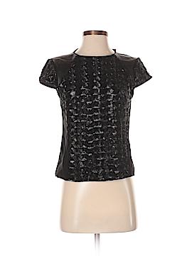 Hunter Bell Short Sleeve Blouse Size 0