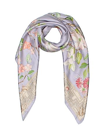 Tiffany & Co. Silk Scarf One Size