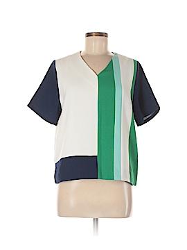 Harlyn Short Sleeve Blouse Size M