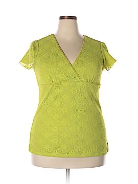 R.Q.T Short Sleeve Top Size XL