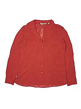 Great Northwest Long Sleeve Blouse Size M