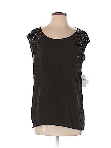 Velvet by Graham & Spencer Short Sleeve Blouse Size M