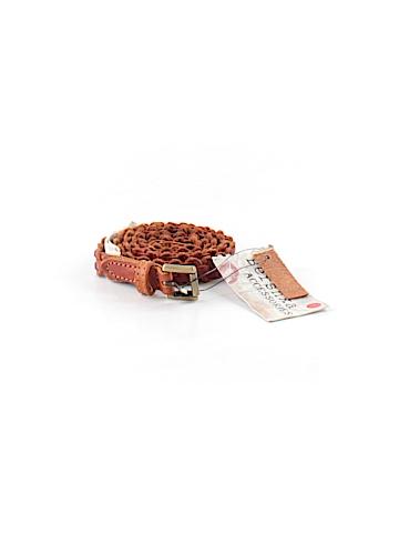 Bershka Leather Belt Size S