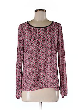 Eyelash Couture Long Sleeve Blouse Size M