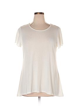 Keren Hart Short Sleeve Top Size 1X (Plus)
