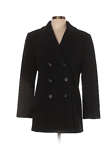 Steve by Searle Wool Coat Size 10