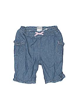Jumping Beans Denim Shorts Size 6-9 mo