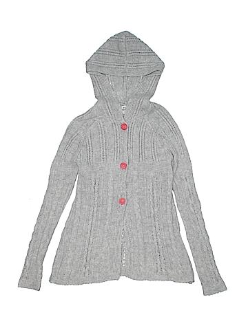 Mini Boden Wool Cardigan Size 7 - 8