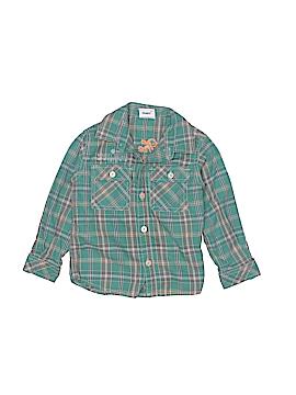 Primigi Long Sleeve Button-Down Shirt Size 92 cm