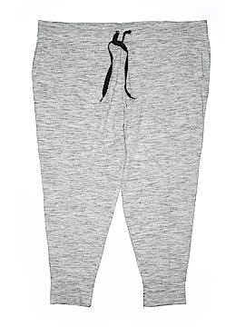 Ava & Viv Sweatpants Size 3X (Plus)