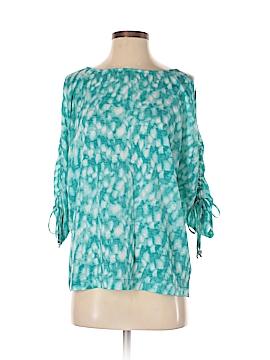 MICHAEL Michael Kors 3/4 Sleeve Blouse Size S