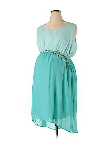 Three Seasons Maternity Casual Dress Size 1X (Maternity)