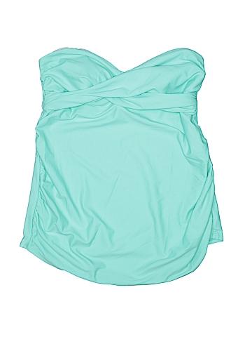 Liz Lange Maternity Swimsuit Top Size M (Maternity)
