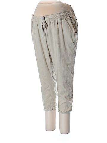 Old Navy Linen Pants Size XXL (Maternity)