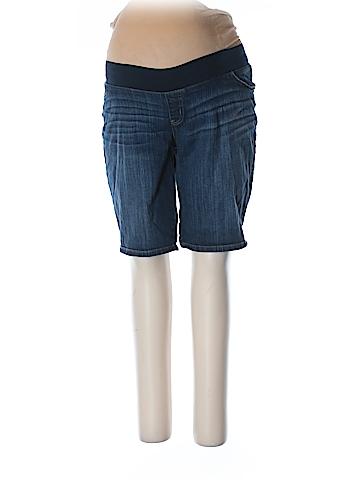Liz Lange Maternity Denim Shorts Size XL (Maternity)