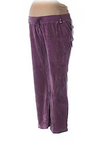 Liz Lange Maternity for Target Fleece Pants Size XXL (Maternity)