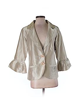 Debra deRoo Silk Blazer Size S