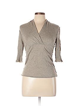 Rozae Nichols Silk Pullover Sweater Size L