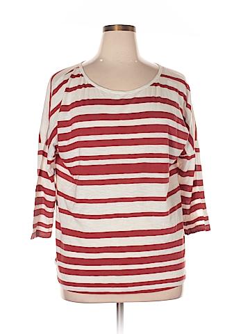Ann Taylor LOFT 3/4 Sleeve T-Shirt Size XL