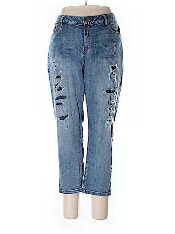 Lane Bryant Jeans Size 14 Plus (1) (Plus)