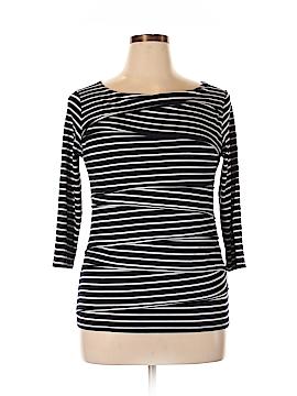 DressBarn 3/4 Sleeve Top Size XL (Petite)