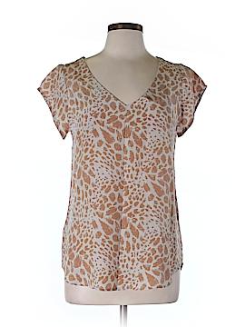 Bayla Jane Short Sleeve Blouse Size L