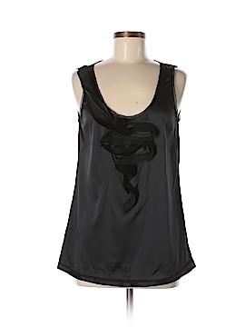 Diane von Furstenberg Sleeveless Silk Top Size 8