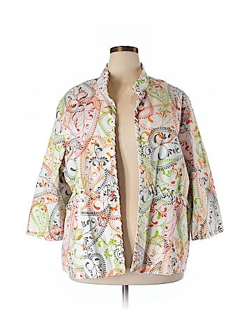 MULTIPLES Jacket Size 3X (Plus)